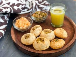 India Pani Puri: lo street food preferito da consumare a casa