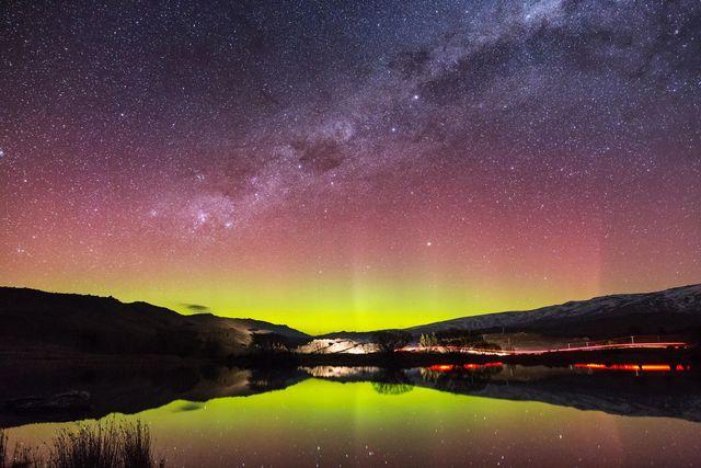 Australia: esiste un Aurora Boreale che si chiama Aurora Australis