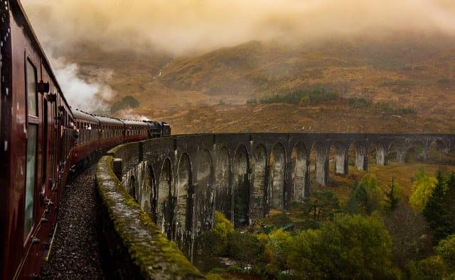 Dove viaggiare in base alla tua casata di Harry Potter