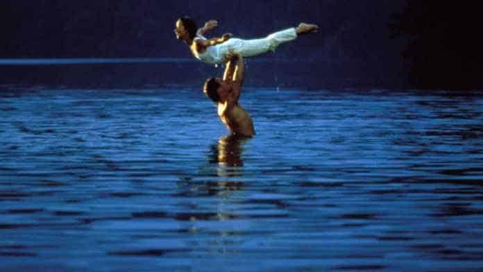 Il lago di Dirty Dancing sta riapparendo dopo un'assenza di 12 anni