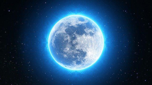 Halloween: quest'anno ci sarà la luna blu