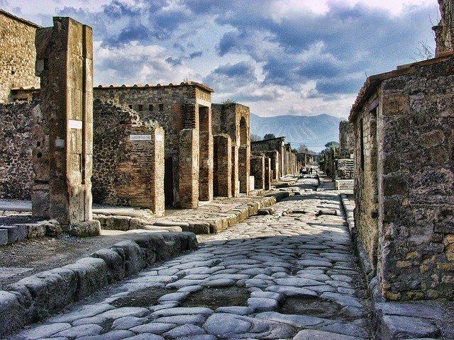 Pompei: scoperto un nuovo reperto sulla cucina dell'epoca