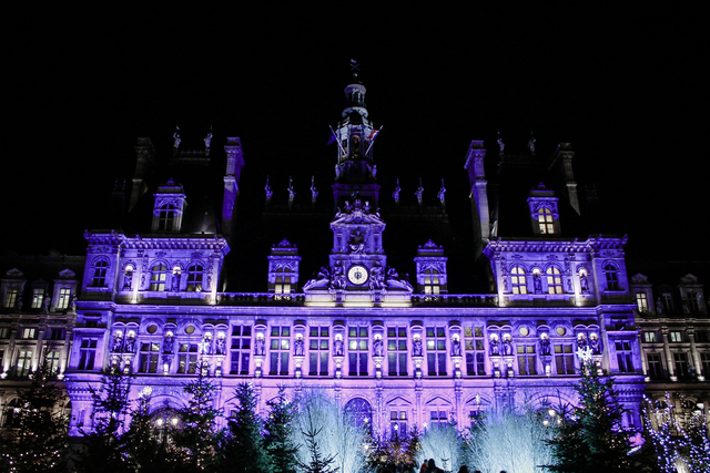 5 motivi per cui vale la pena di visitare Parigi nelle vacanze di Natale