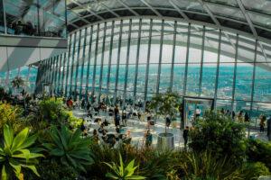 Sky Garden: il giardino più alto di Londra