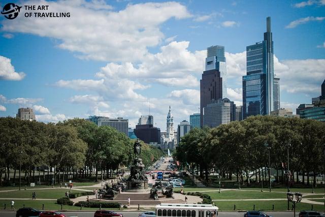 Cosa vedere a Philadelphia in un giorno?