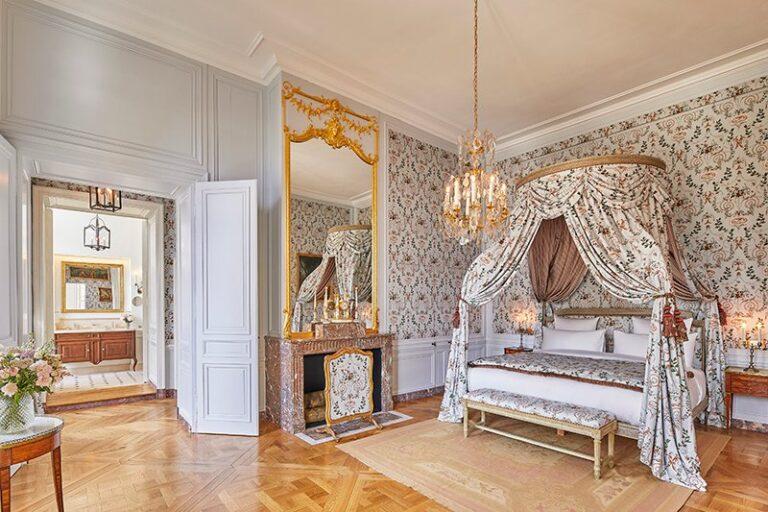 La Reggia Versailles inaugura un nuovo hotel di lusso al suo interno