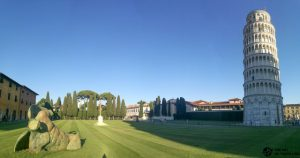 Come trascorrere un weekend romantico a Pisa?